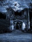 Premade BG Goth Ruin