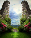 Premade BG The Portal