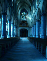 Background Cathedral 5 by E-DinaPhotoArt