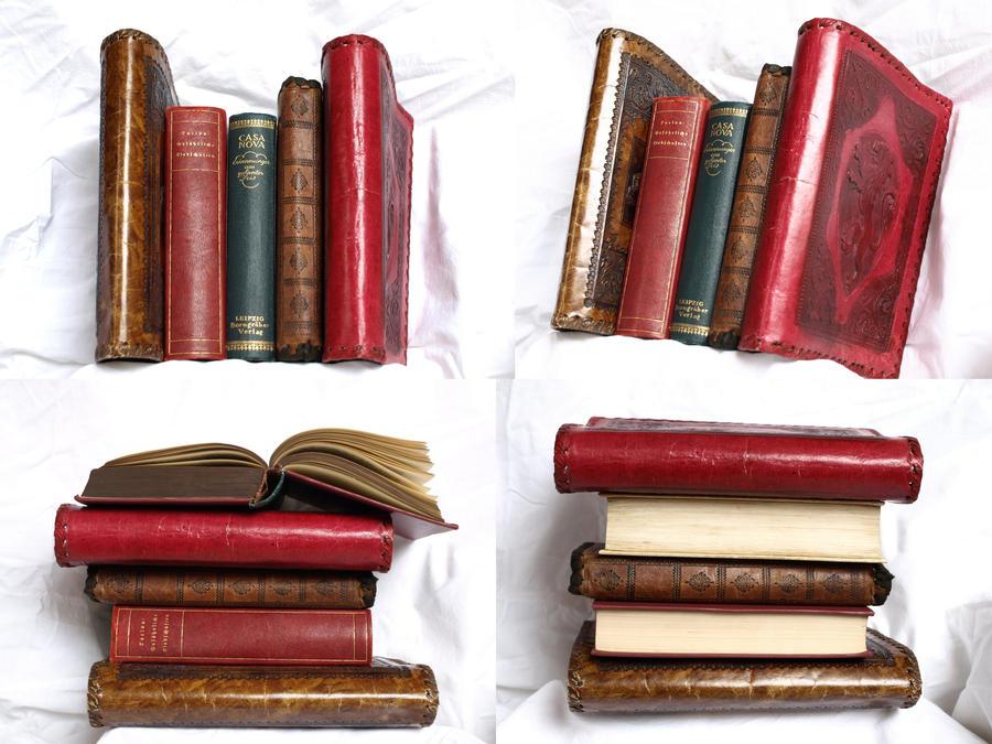 Stock Books stack 2