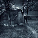 Premade BG Old Barn