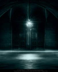 Premade BG Gothic mood by E-DinaPhotoArt