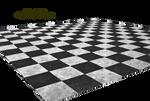 HQ PNG Stock Chessboard Floor