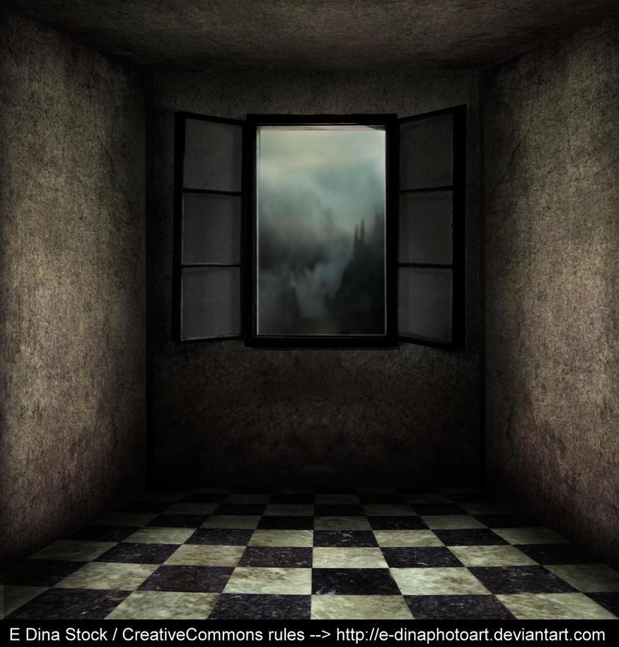 Premade BG Room With Window 0.1 By E-DinaPhotoArt On