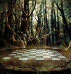 Premade BG In the Woods