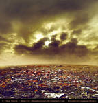 Premade BG Wasted Landscape