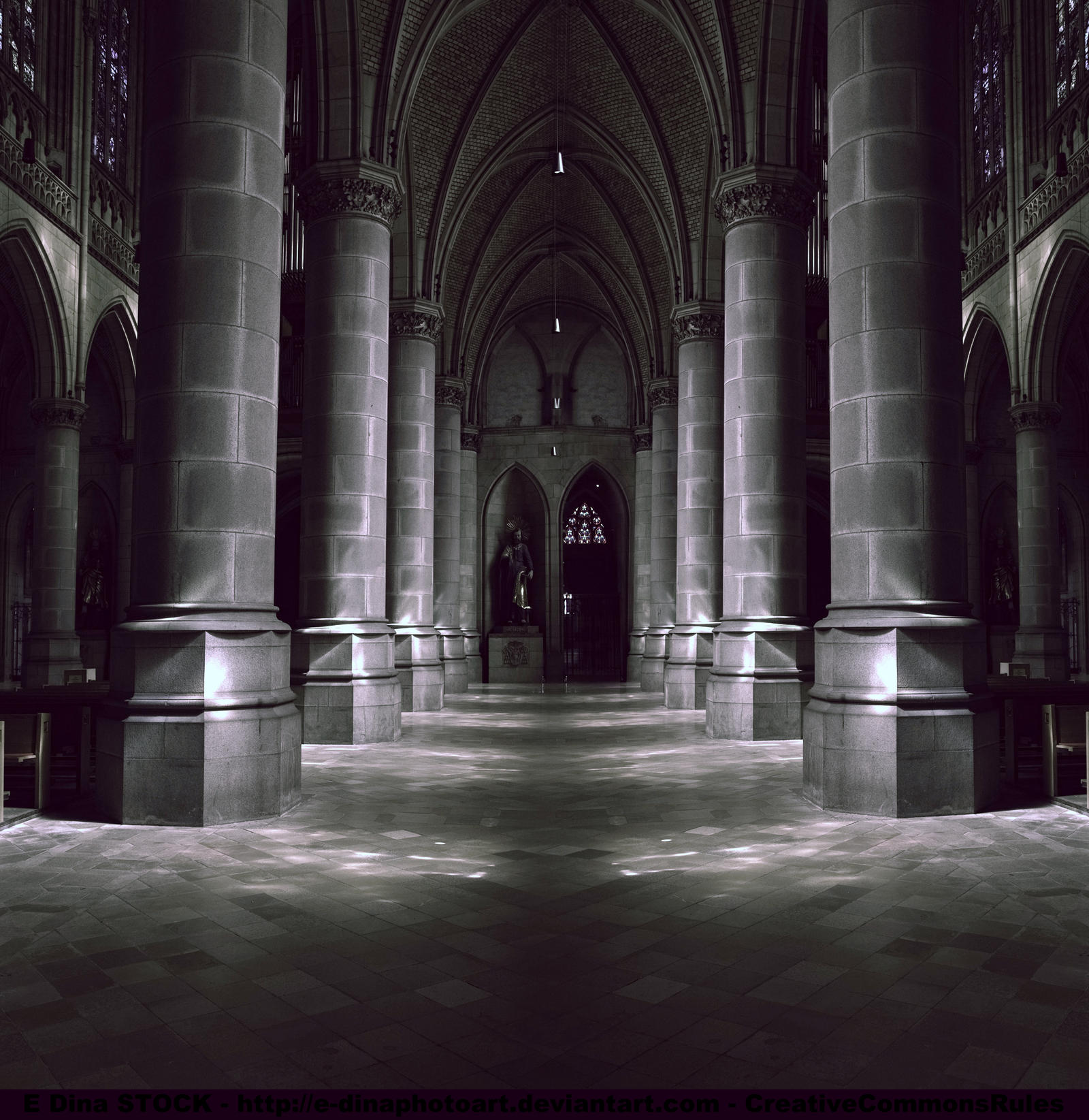 Premade BG Cathedral indoor