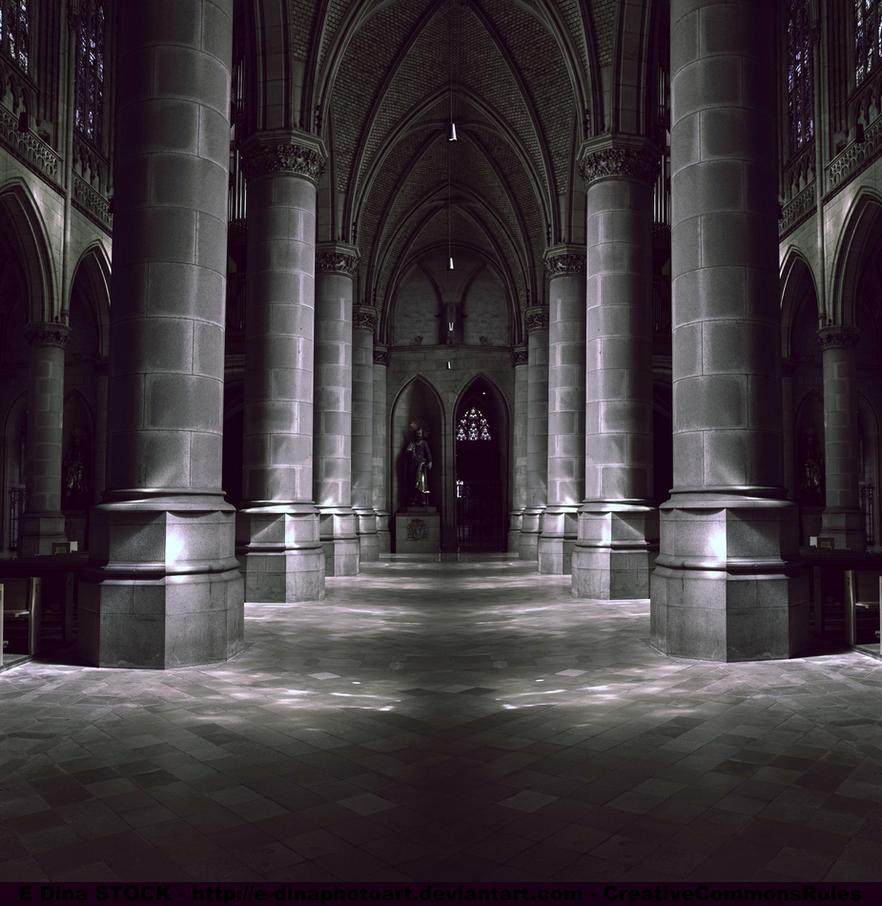 premade bg cathedral indoor by e dinaphotoart on deviantart. Black Bedroom Furniture Sets. Home Design Ideas