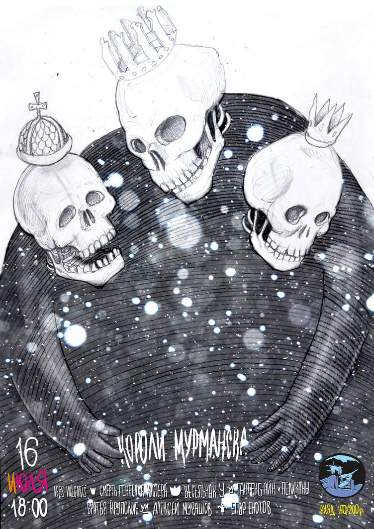 Kings of Murmansk by Mapett
