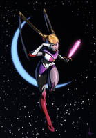Sailor Moon Redesign by Hykhen