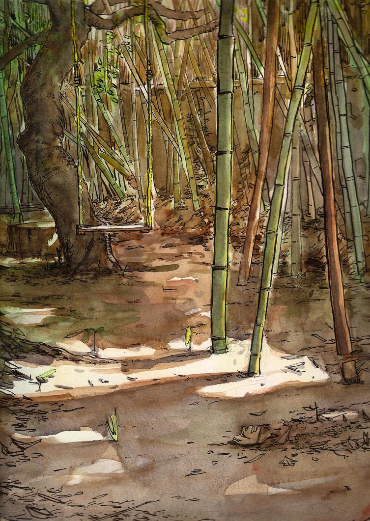 Bambou by Hykhen