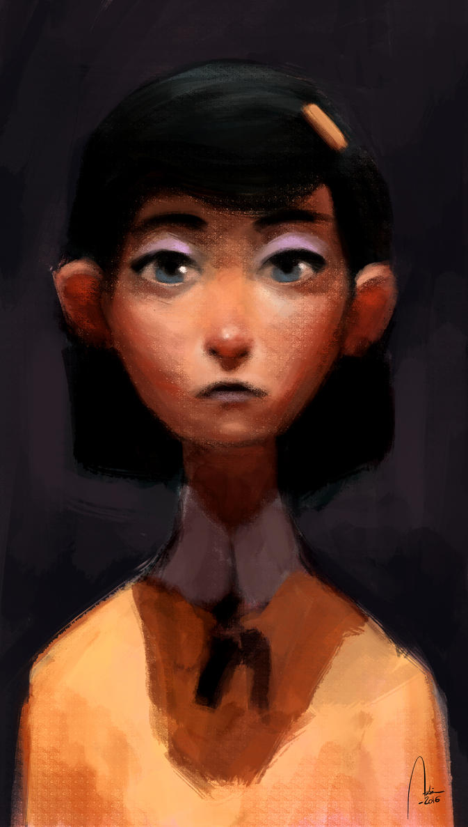 Yellow by Hykhen