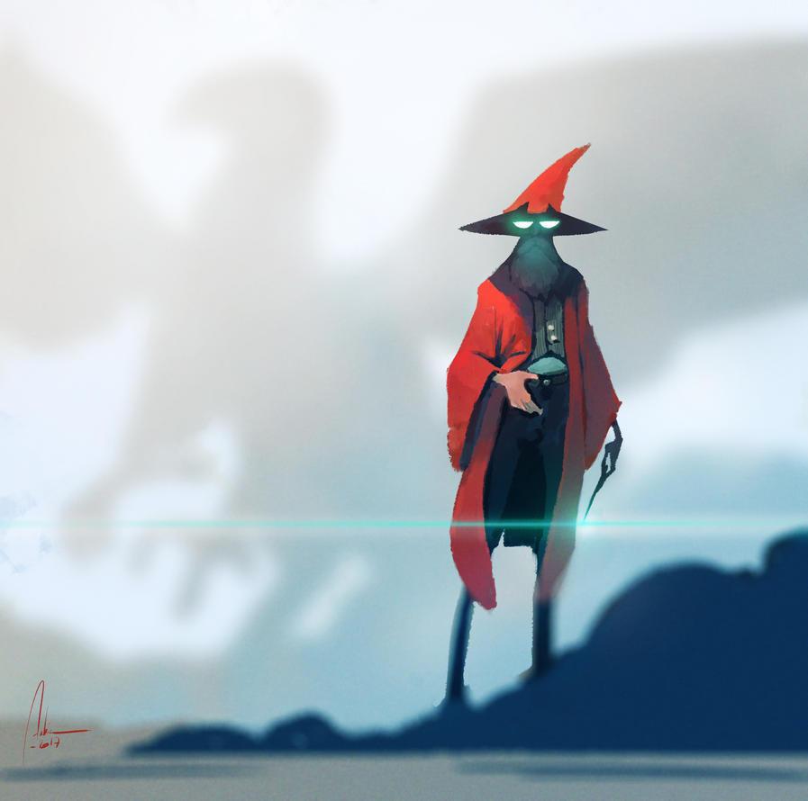 Dumbeldore by Hykhen
