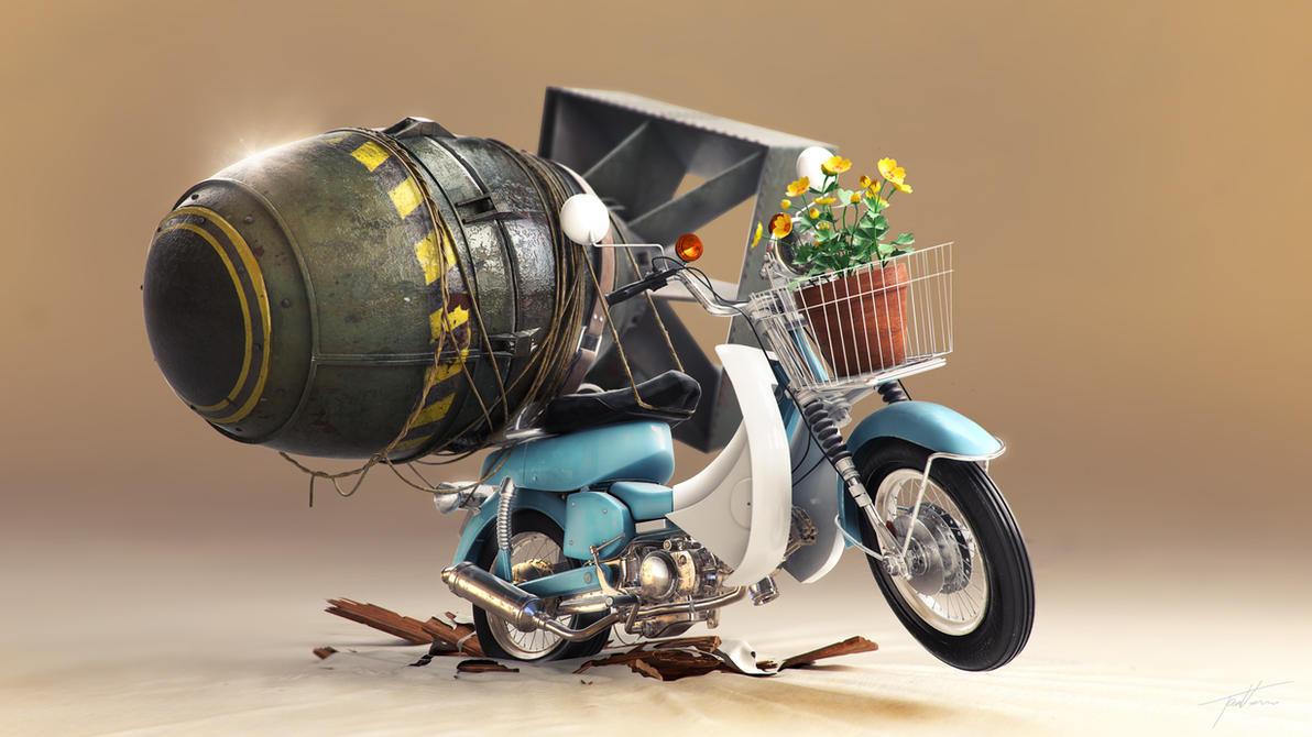 Precious cargo by Darkki1