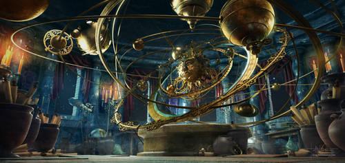 Planetarium by Darkki1