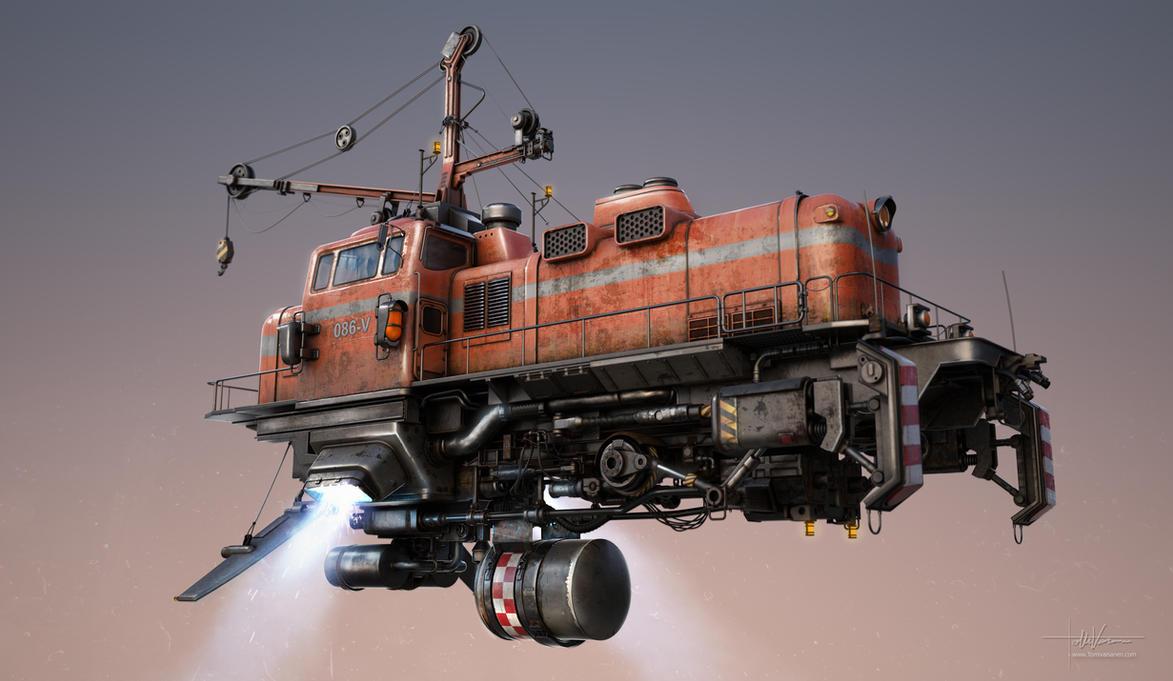Freightliner by Darkki1