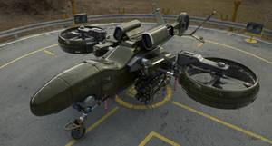 Heavy Drone 02