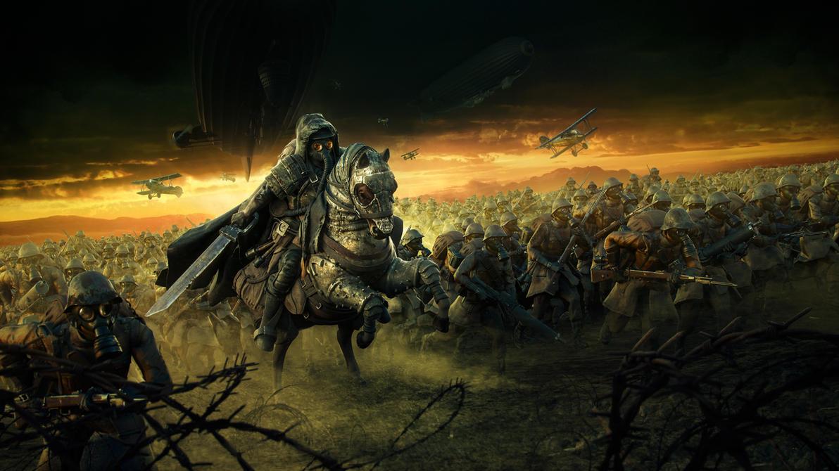 Plague Brigade by Darkki1
