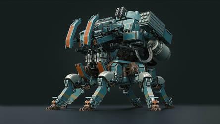 Guncrawler by Darkki1