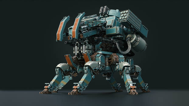 Guncrawler
