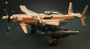 Throttlewings: Vulture