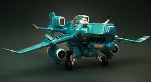 Throttlewings: Dove