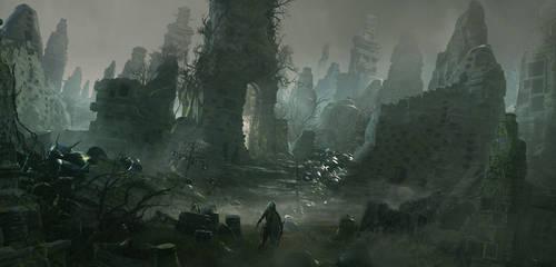 Bellringer - Burial grounds