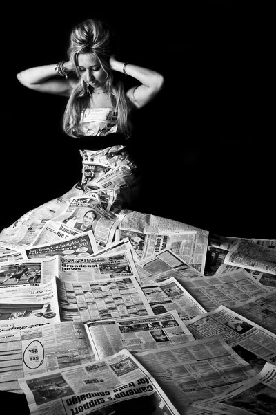 Newspaper...Newspaper by Bycia96