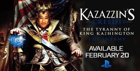 King Kazhington