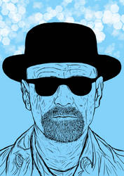 Heisenberg Blue Sky