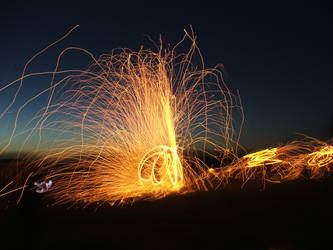 Fire Poy2 by NewLoki