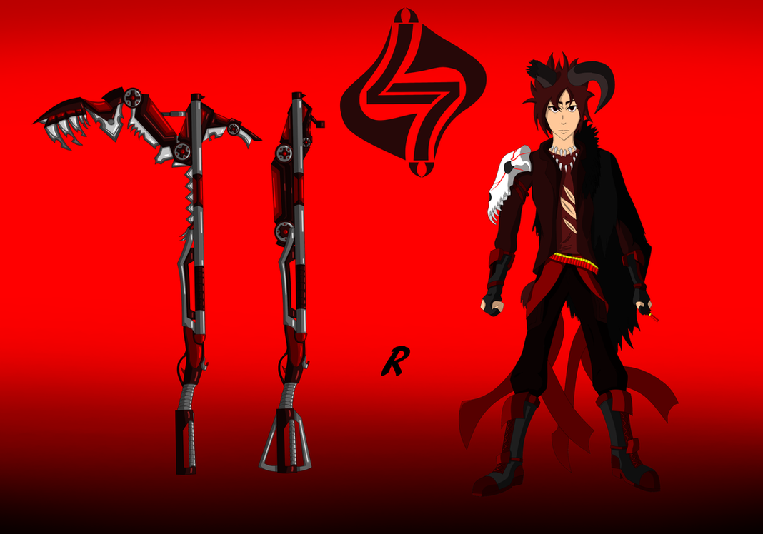 Rwby Red Weapon Llll Origamidragondiagram021png 512x512 Best Origami Pinterest The Gallery For