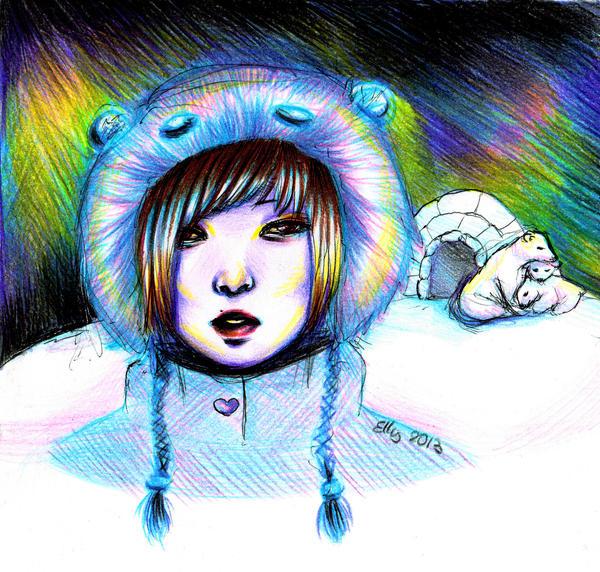 Aurora by ellyu