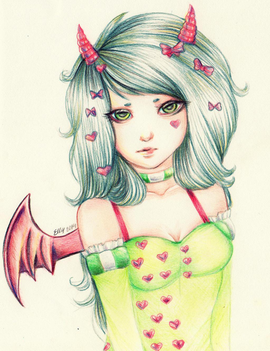 Lilith by ellyu