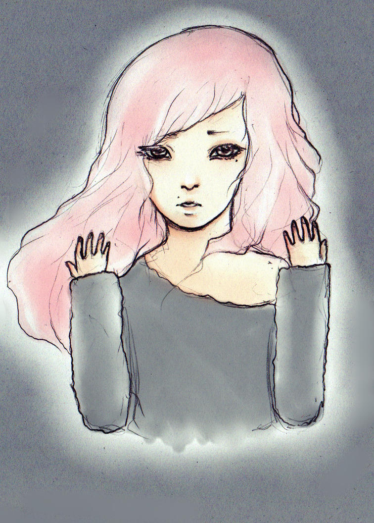 Cotton Hair by ellyu