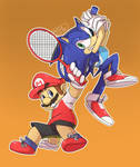 Mario and Sonic at the Olympics Games 2020