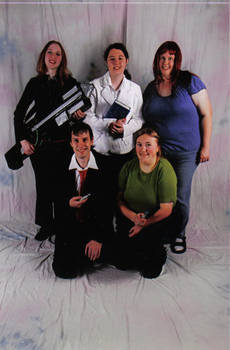 A Nice Family Portrait