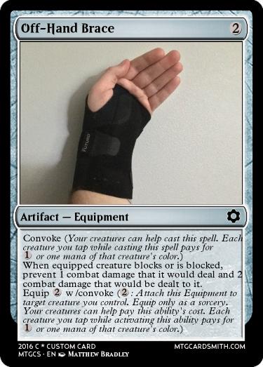 Off-Hand Brace - Magic by Luigifan18
