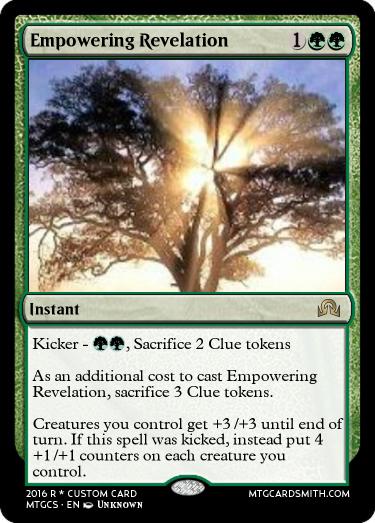 Empowering Revelation - Magic by Luigifan18