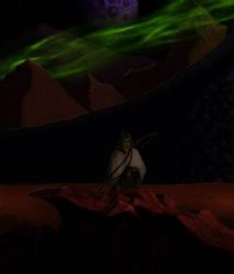 Hellfire Pahninsula by Iltheyn