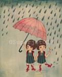 We love a rainy day