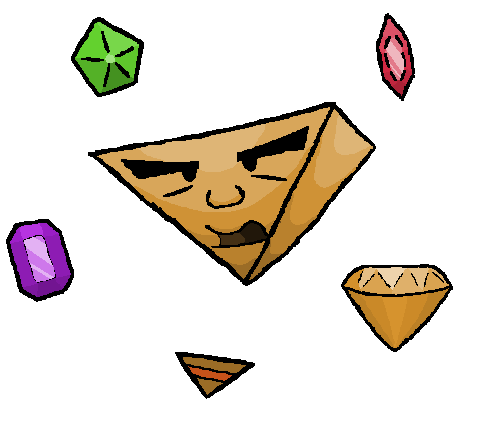 Jewels of the Oracle Fan-art
