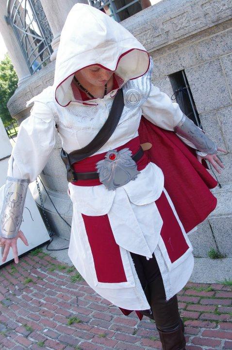 Subtle Assassin by Rebel-Cross-Fire