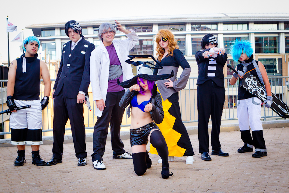 CT CON 12' Soul Eater Group 1 by Rebel-Cross-Fire