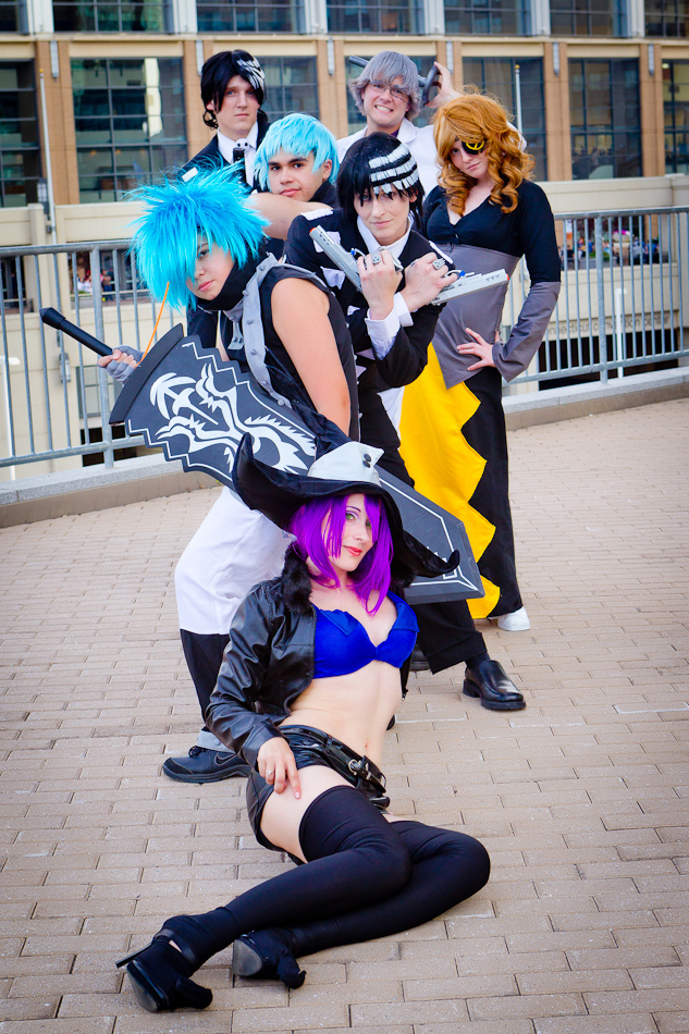 CT CON 12' Soul Eater Group 2 by Rebel-Cross-Fire
