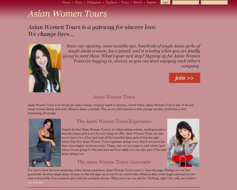 thai dating tours)