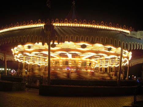 King Arthur Carousel Spin