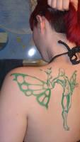 transcendant tattoo by SagaciousFancy