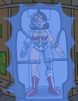 Wonder Woman Robotization Part 2/5 (COMMISSION)