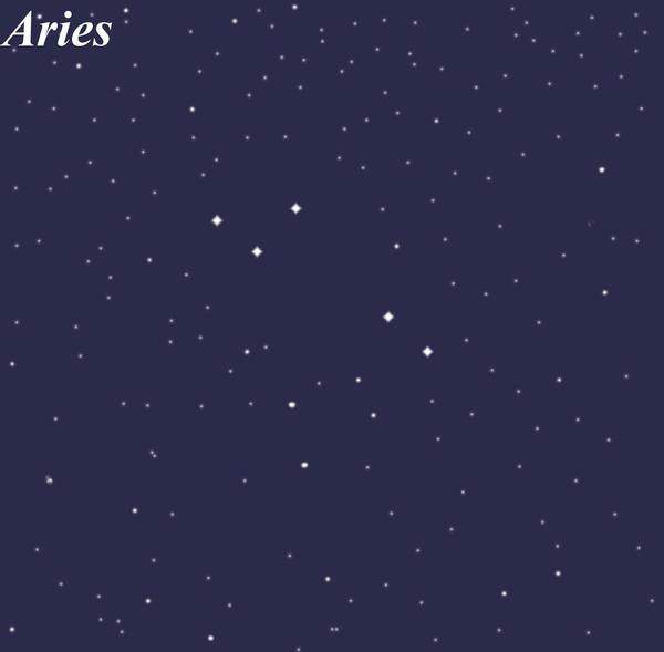 aries constellation within nebula - photo #6